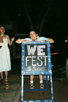 Jersey Beat Podcast #6 - W.E. Fest 2006!