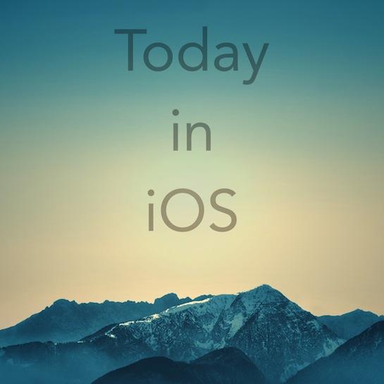 iOS Artwork - iTem 0326 and Episode Transcript