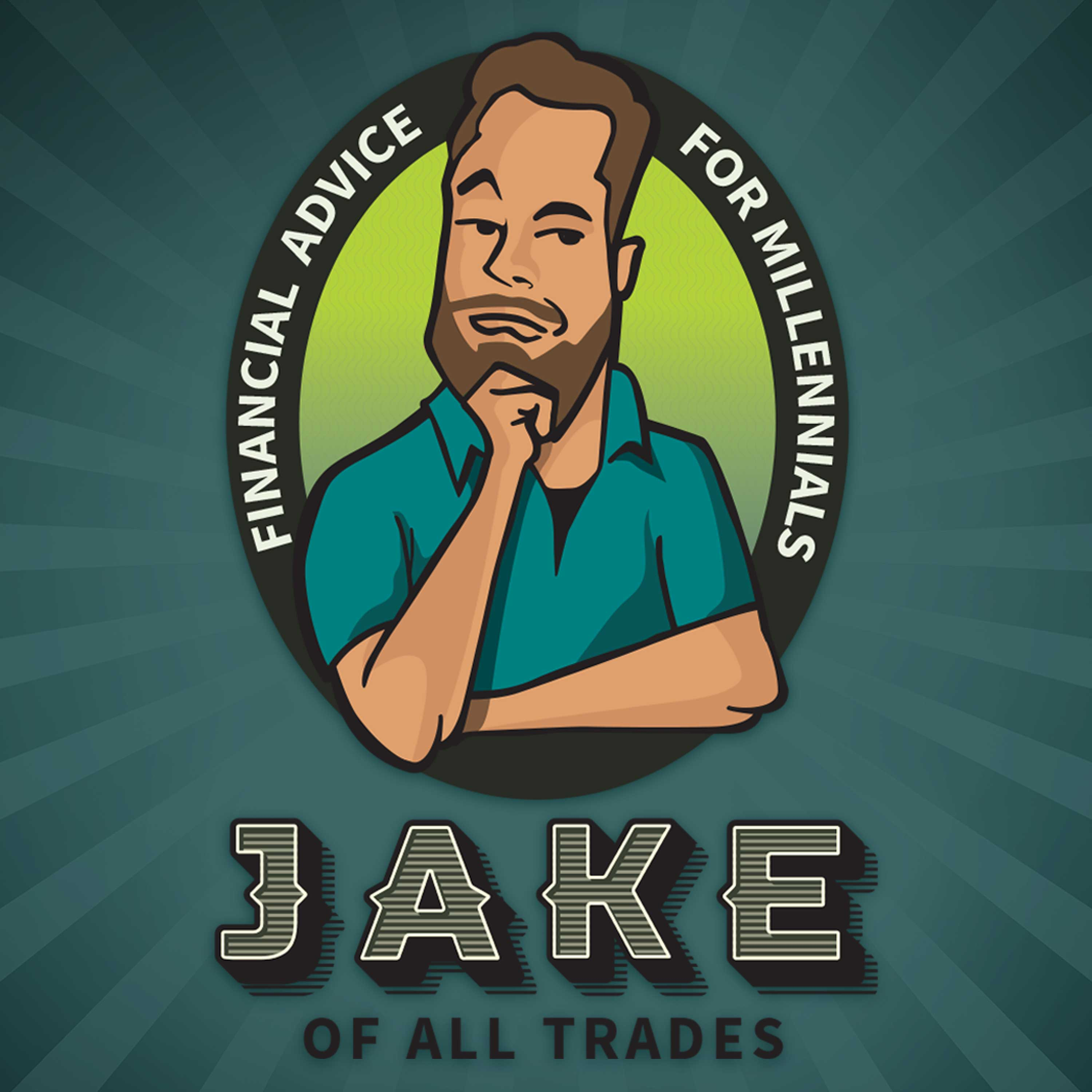Jake Of All Trades show art
