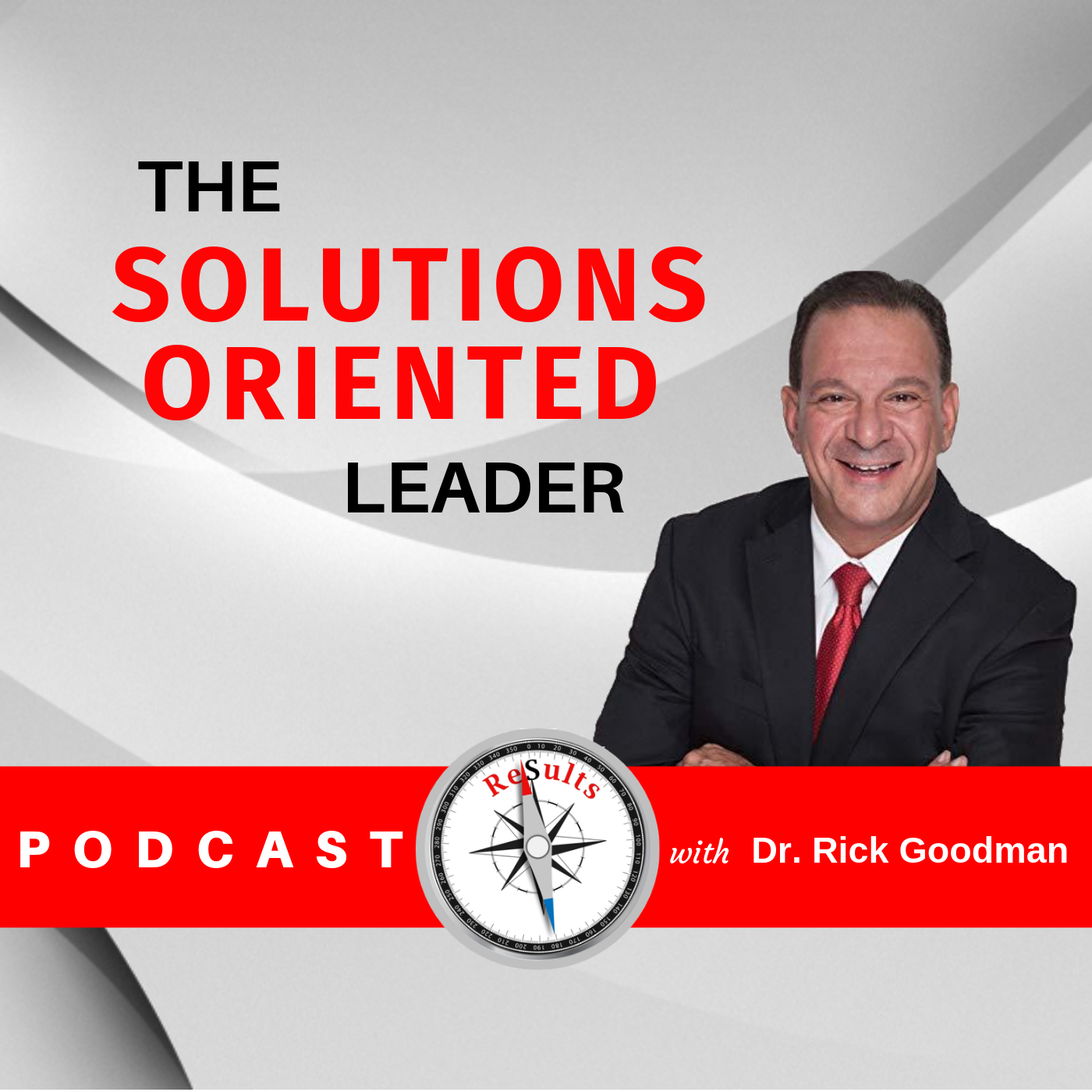The Solutions Oriented Leader podcast show art