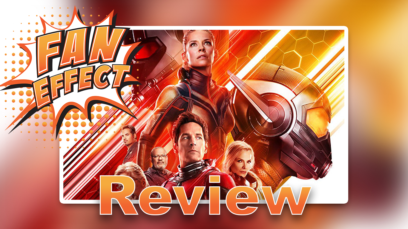 """Artwork for """"Ant-Man & The Wasp"""" is Exactly What We Need After """"Infinity War"""" (SPOILERS) Video"""