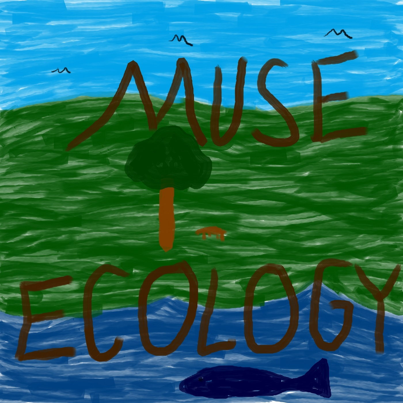 Muse Ecology show art