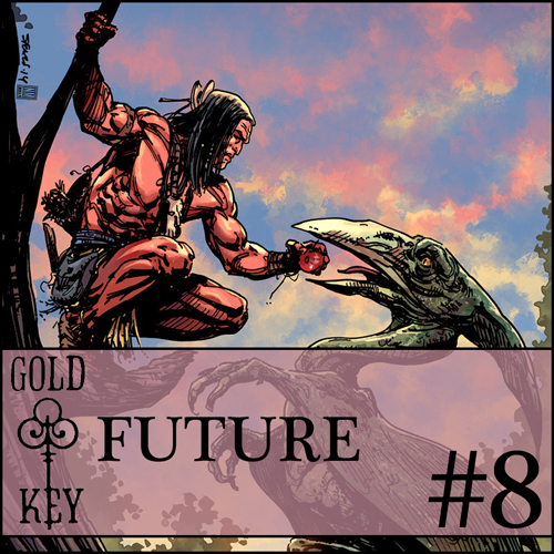 Cultural Wormhole Presents: Gold Key Future Episode 8