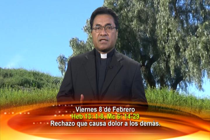 Artwork for Dios te Habla con Fr. Beni Leu, SVD; El tema: Rechazo que causa dolor a los demás.