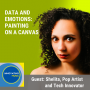Artwork for Data and Emotions: Painting on a Canvas