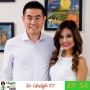 Artwork for Episode #54: Dr. Melissa Mondala and Dr. Micah Yu on the effects of a WFPB Diet on their Lives and Careers