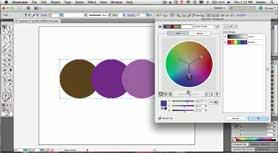 Create Colors in Harmony with Ease in Illustrator CS5