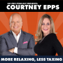 Artwork for Courtney Epps:  More Relaxing, Less Taxing