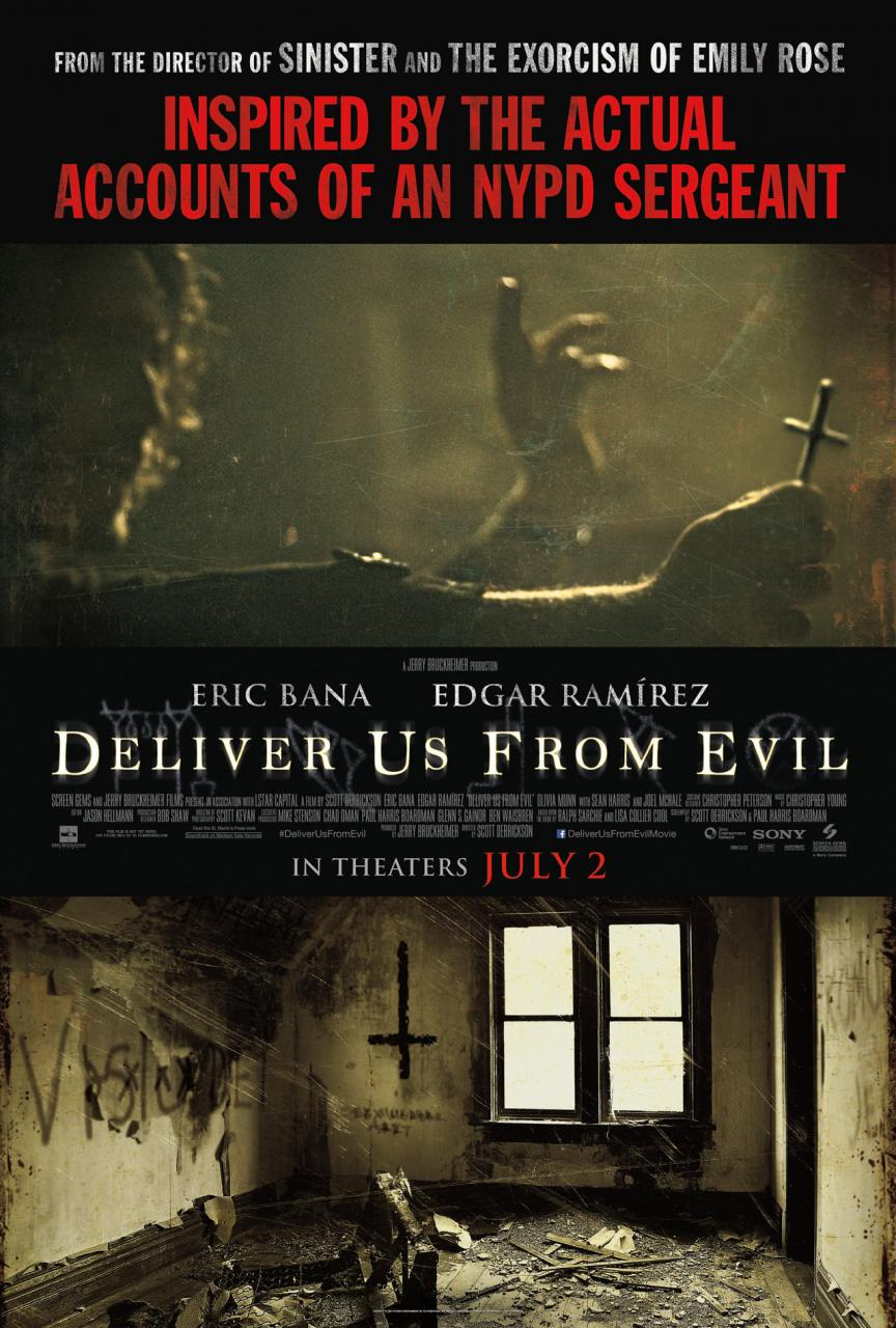 Ep. 18 - Deliver Us From Evil (The Exorcist vs. The Evil Dead)