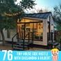 Artwork for 076: Tiny House Side Hustle with Cassandra & Gilbert
