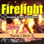 Artwork for Firelight Campfire Sleep Meditation