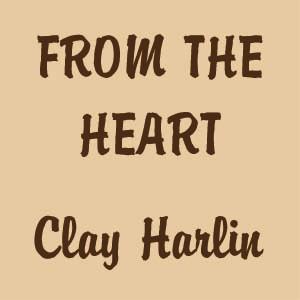 Clay Harlin From the Heart logo