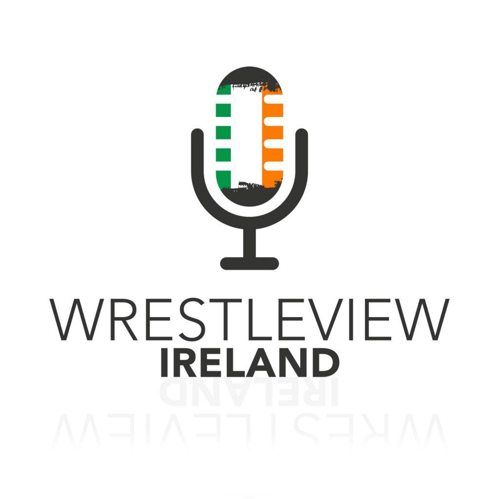 Artwork for Wrestleview Ireland #1