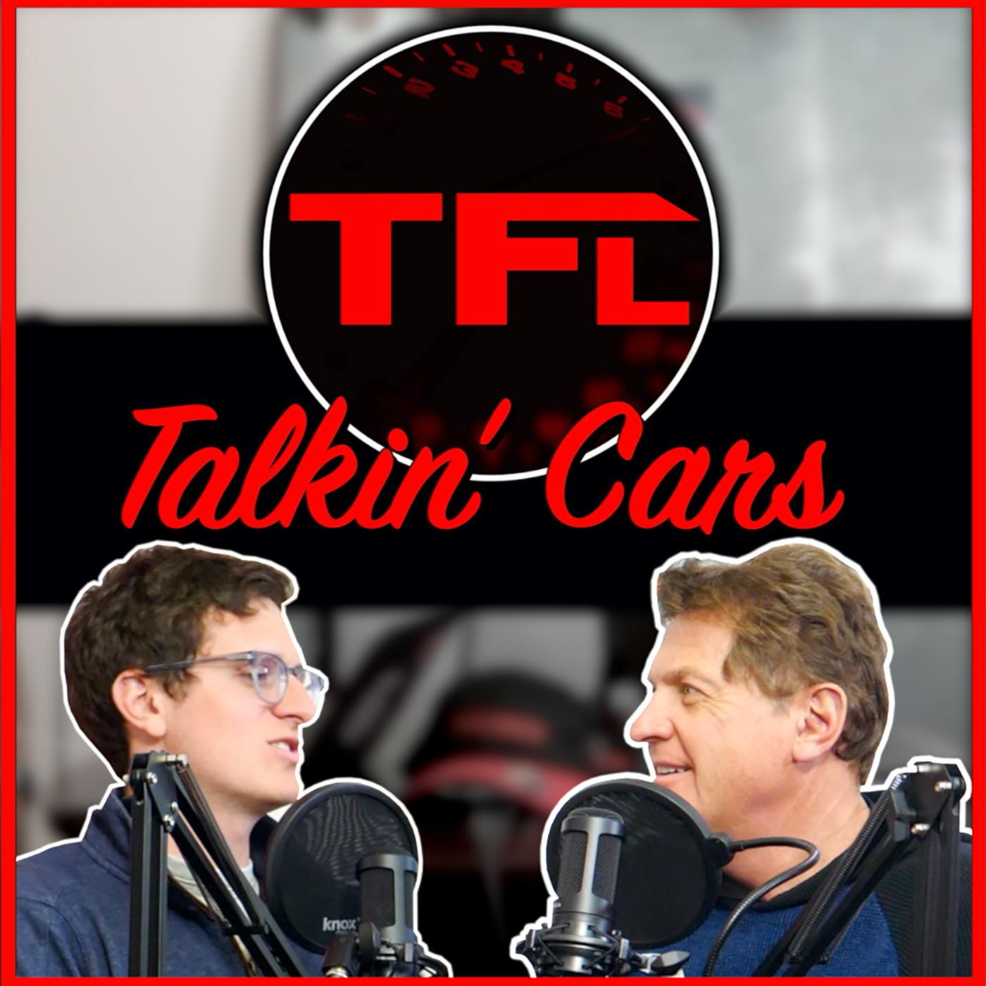 TFL Talkin' Cars show art