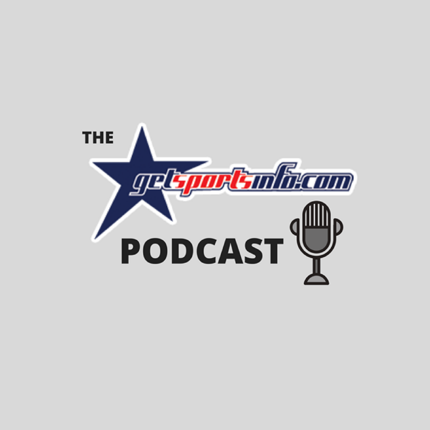 The GetSportsInfo Podcast logo
