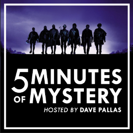 5 Minutes of Mystery Min 60-65 show art