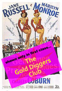 #41 Gold Diggers Club