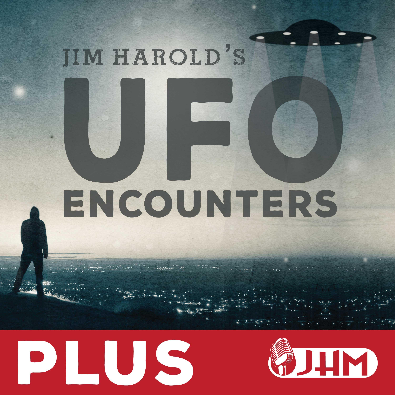UFO Encounters show art