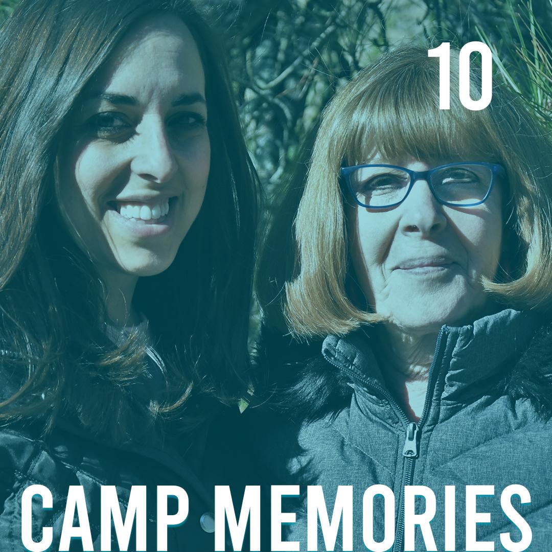 Camp Memories Last a Lifetime show art