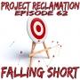 Artwork for Episode 62: Falling Short