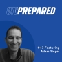 Artwork for 043 - Unprepared: How Brands Can Support Sustainability in Ecommerce With Adam Siegel