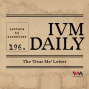 Artwork for IVM Daily Ep. 196: The 'Dear Me' Letter