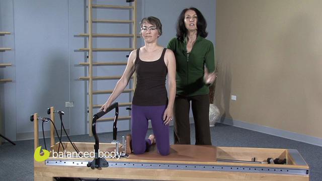 Artwork for Pilates for Instructors : E56 : Variations on Kneeling Mermaid