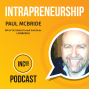 Artwork for Intrapreneurship - 43 min