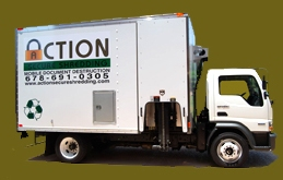 Atlanta Business Radio Interviews Debbie Shannon with Action Secure Shredding
