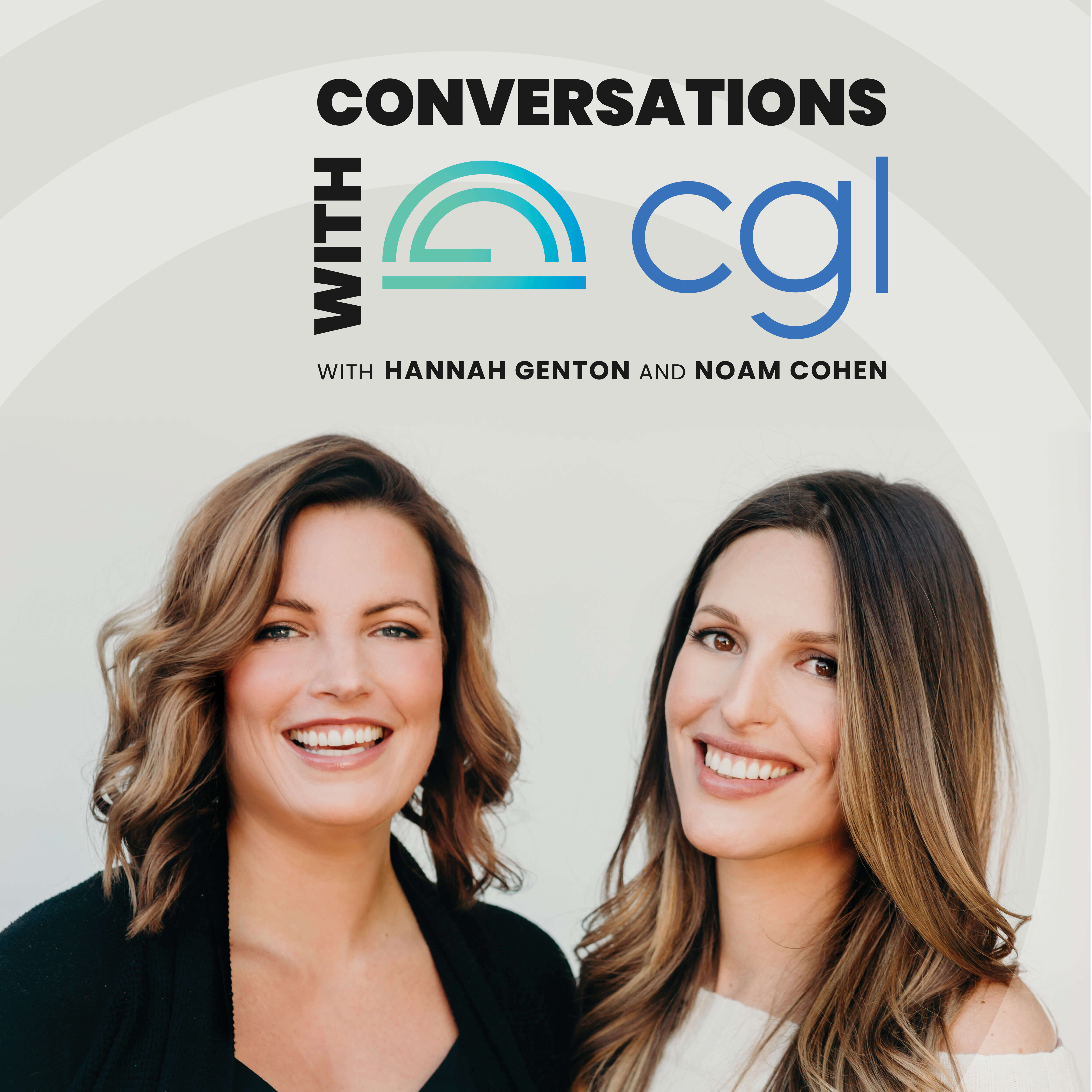 Conversations with CGL: Professional Insights and Personal Journeys show art