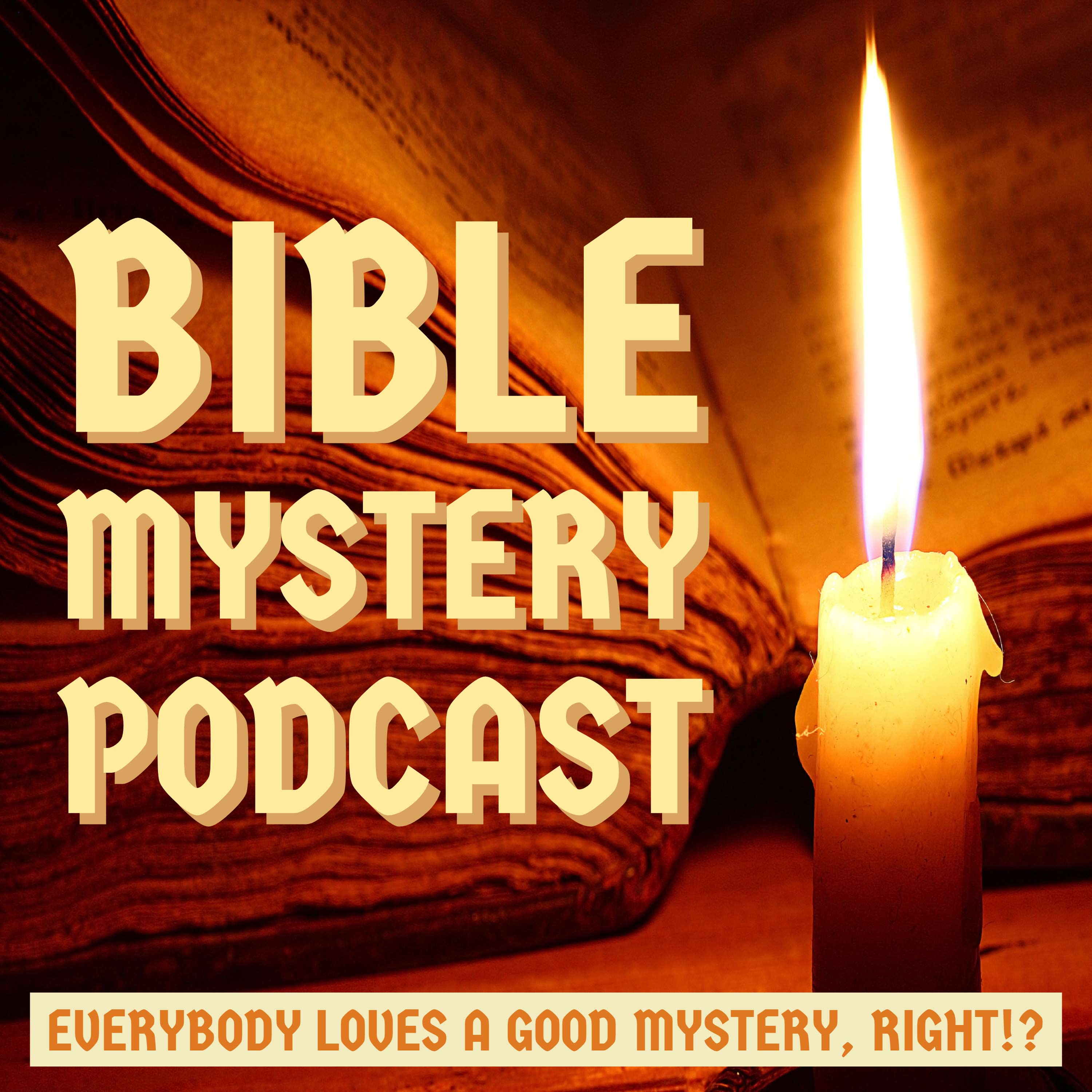 Bible Mystery Podcast show art