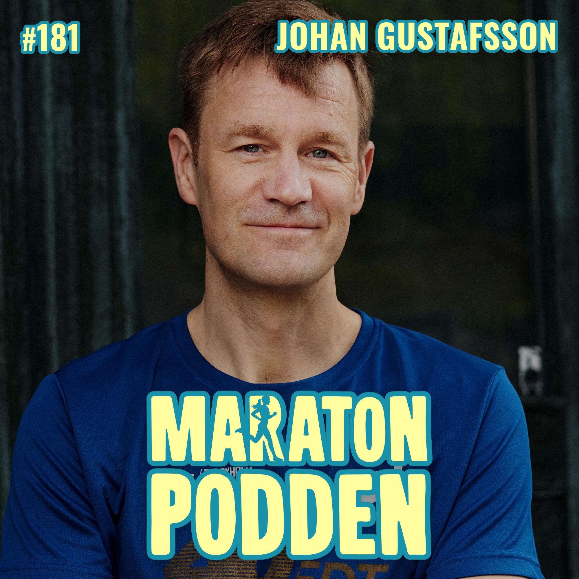 #181: Malisvensken Johan Gustafsson, träningen blev livlinan under fångenskapen