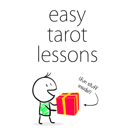 New tarot game! (Unwanted Advice)