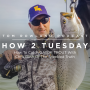 Artwork for HOW 2 TUESDAY #41 - How To Catch GATOR TROUT With Chris Bush Of The Speckled Truth
