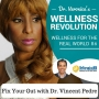 Artwork for 86: Fix Your Gut with Dr. Vincent Pedre - Dr. Veronica Anderson