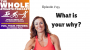 Artwork for Episode #155: What Is Your Why?