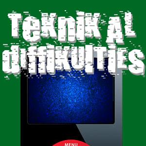 Teknikal Diffikulties 10/13/06 Taking my Medicine Like a Man