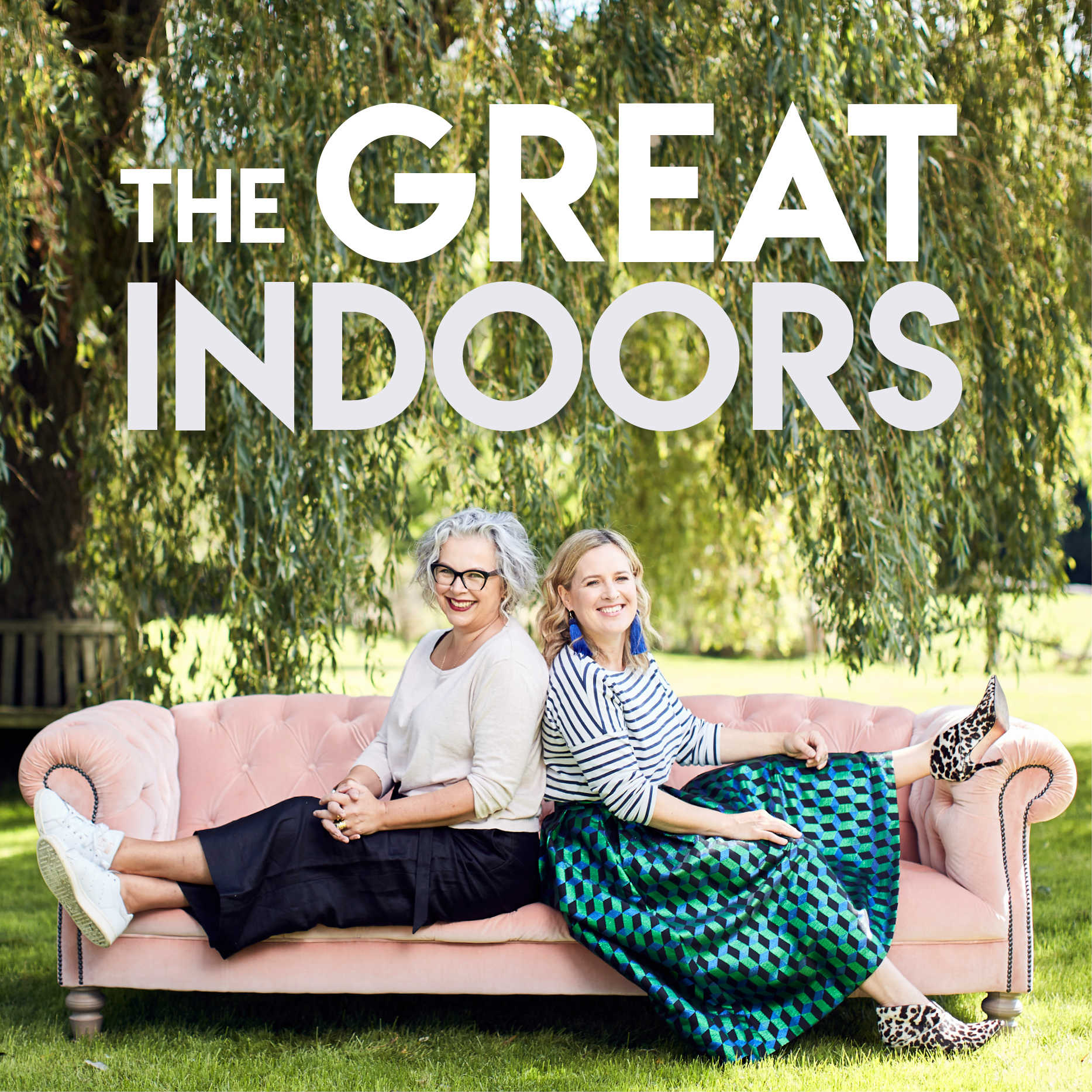 The Great Indoors show art