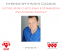 Artwork for LTBP#116 - Alwyn Cosgrove: Getting More Clients, Email & FB Marketing and Avoiding Burnout