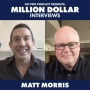 Artwork for Matt Morris: Million-Dollar Interview
