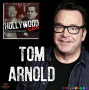 Artwork for Tom Arnold Gets Candid About Friendship With Schwarzenegger and The Roseanne Years