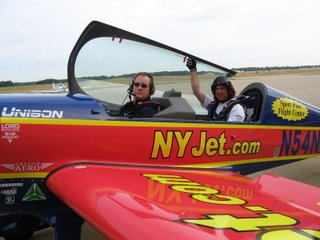 Airspeed - Aerobatic Ride with Michael Mancuso in the Extra 300L