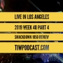 Artwork for Live in Los Angeles (WWE SmackDown 1050 Review)