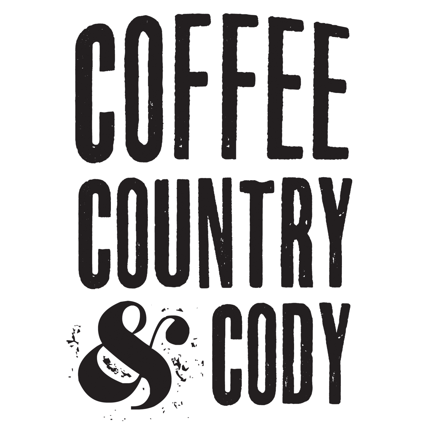 WSM's Coffee, Country & Cody  show art