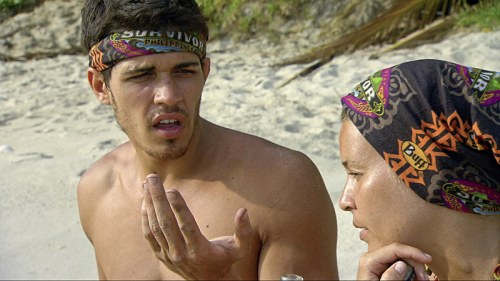 SFP Interview: Castoff from Episode 10 of Survivor Philippines