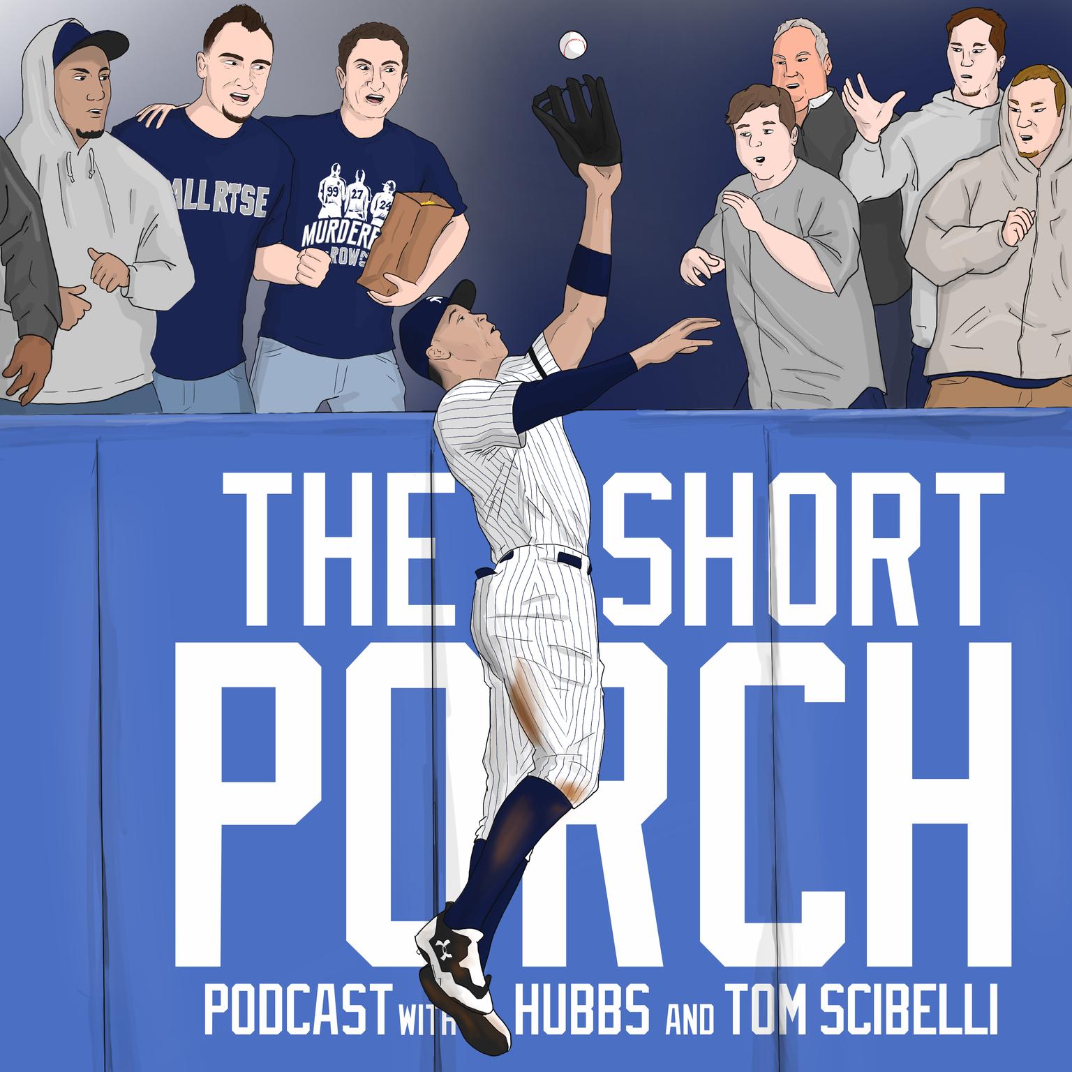 The Short Porch show art