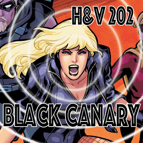 202: Black Canary