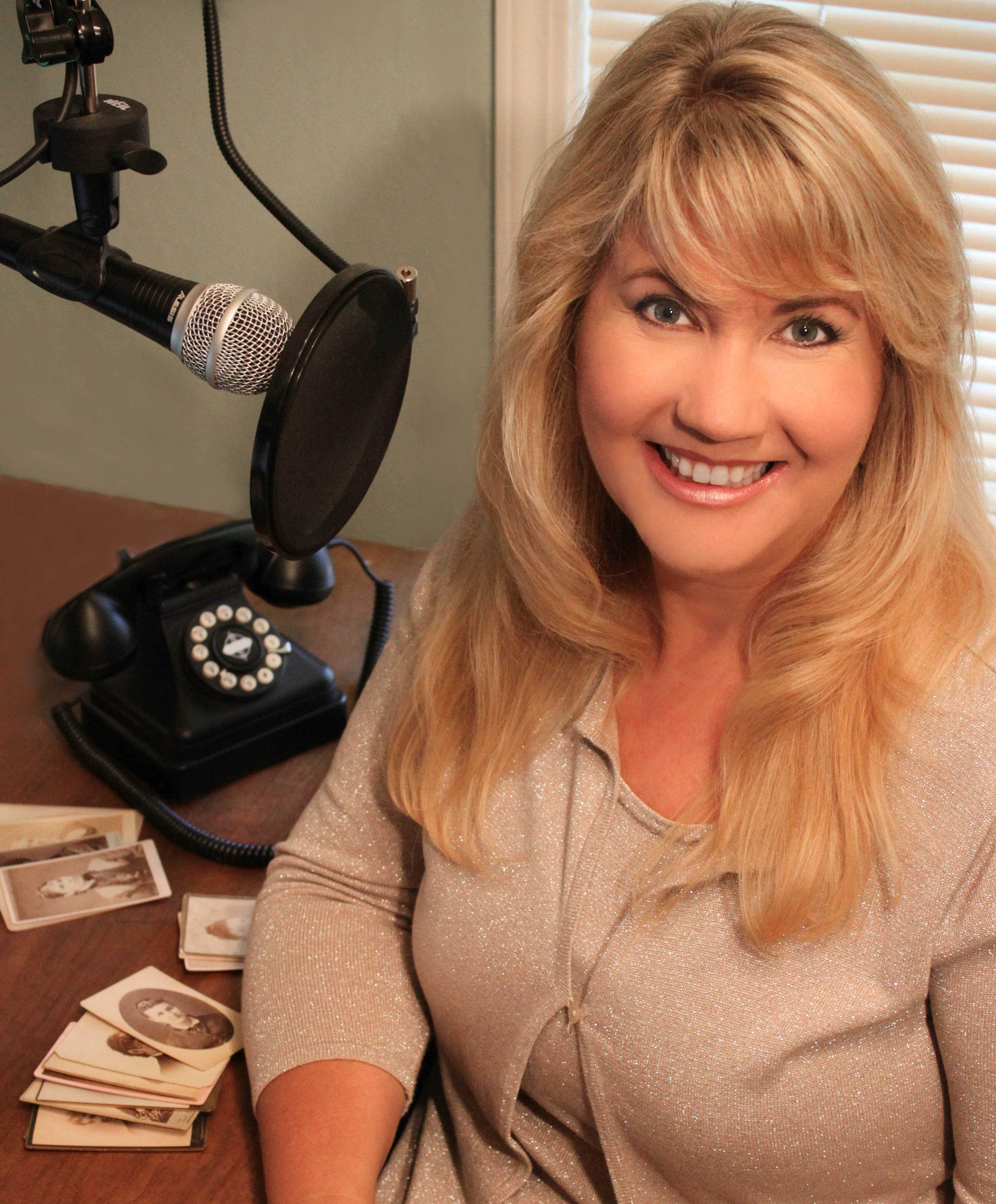 lisa louise cooke amazing podcaster
