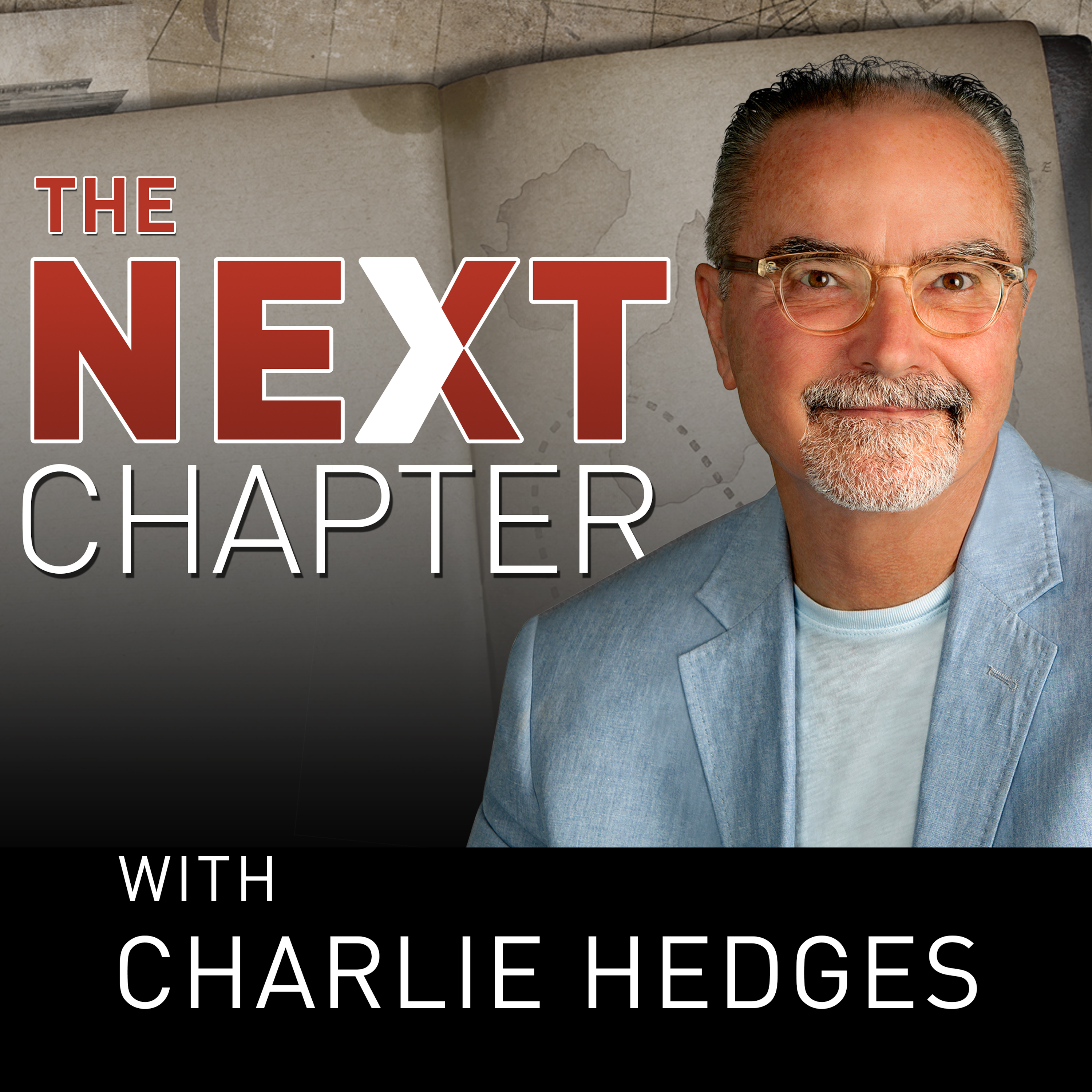 The Next Chapter with Charlie logo