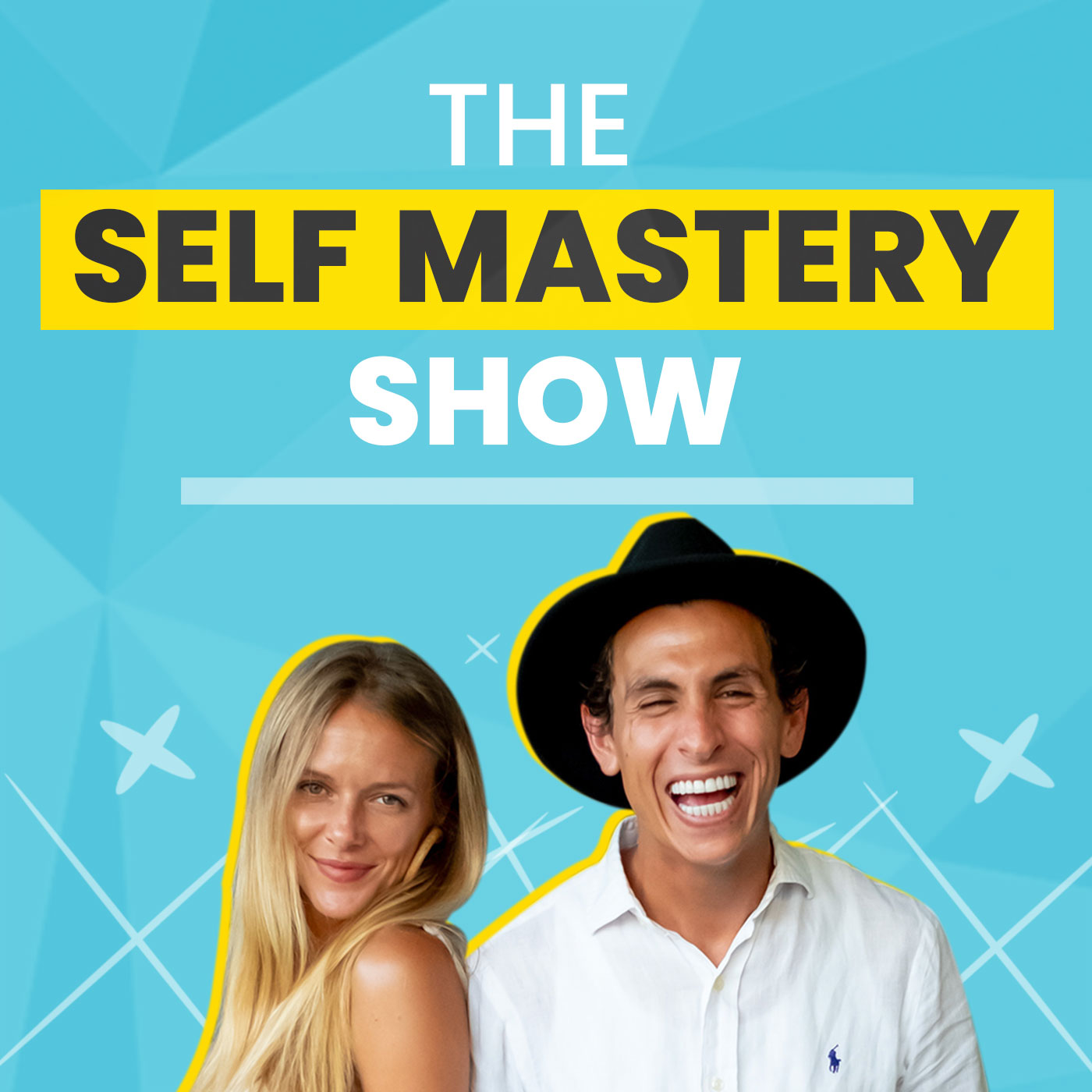 The Self Mastery Show show art
